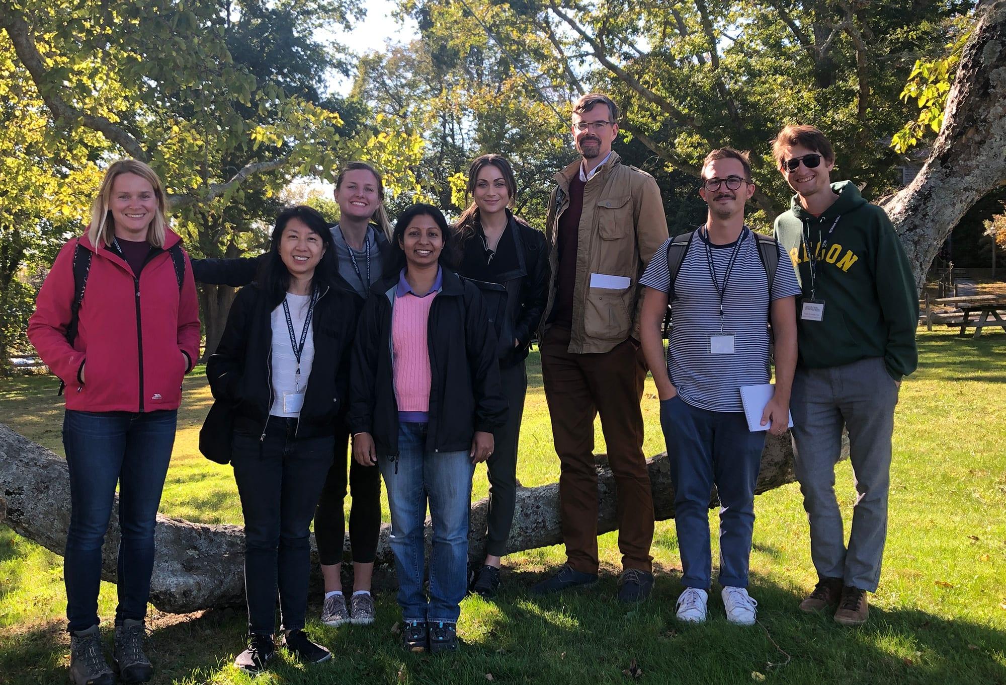 Ocean Science Journalism Fellows 2019