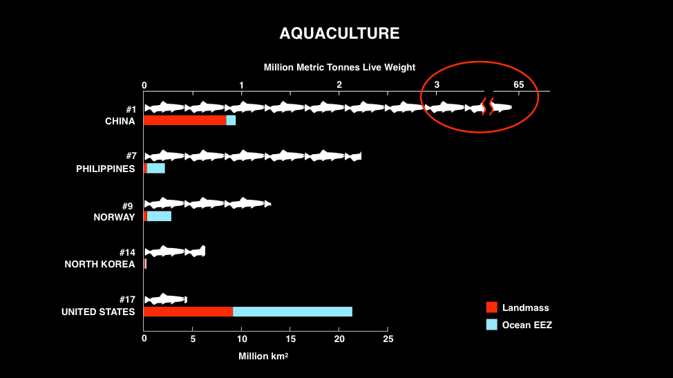 leaders in aquaculture
