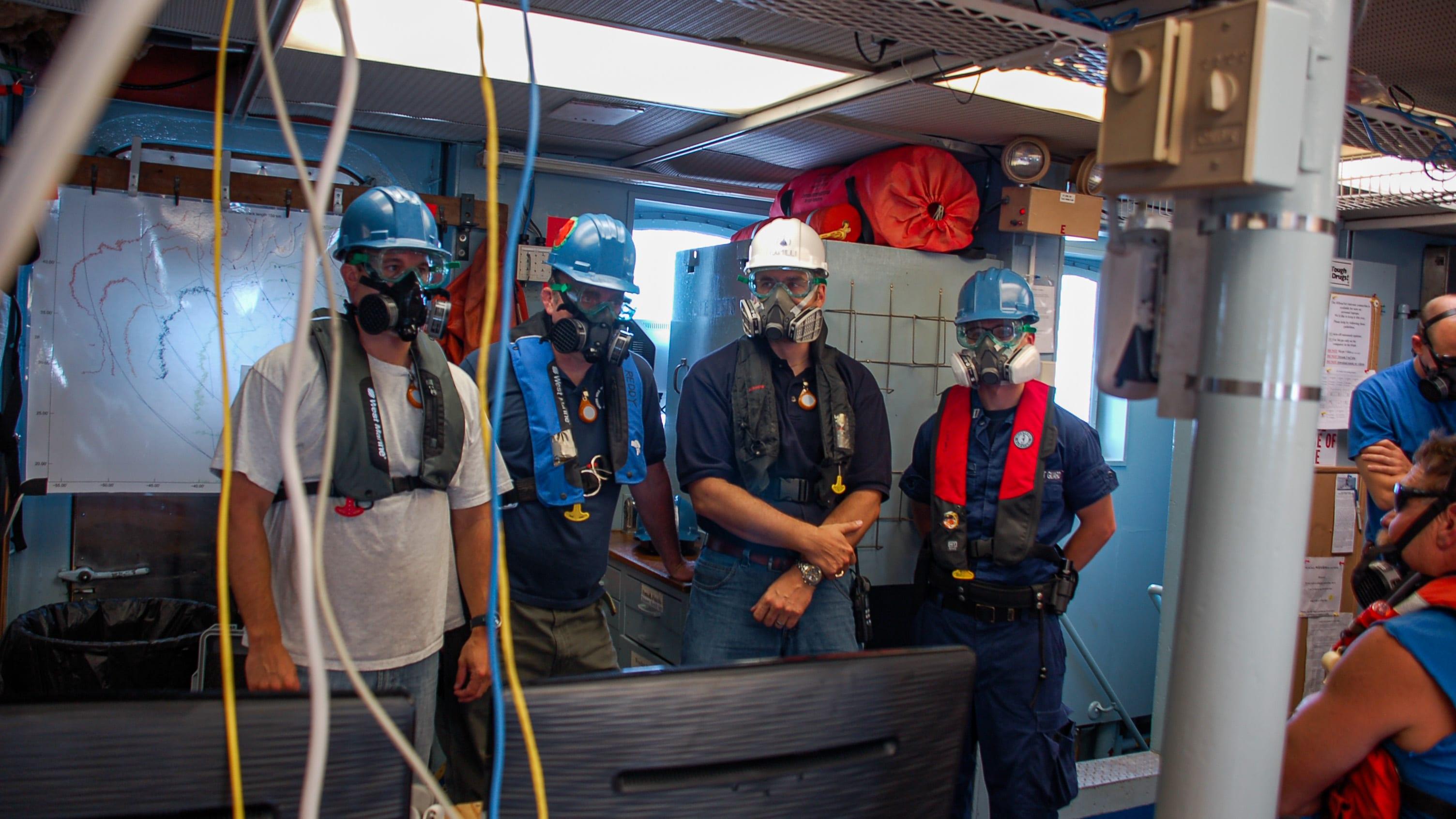 deepwater response team