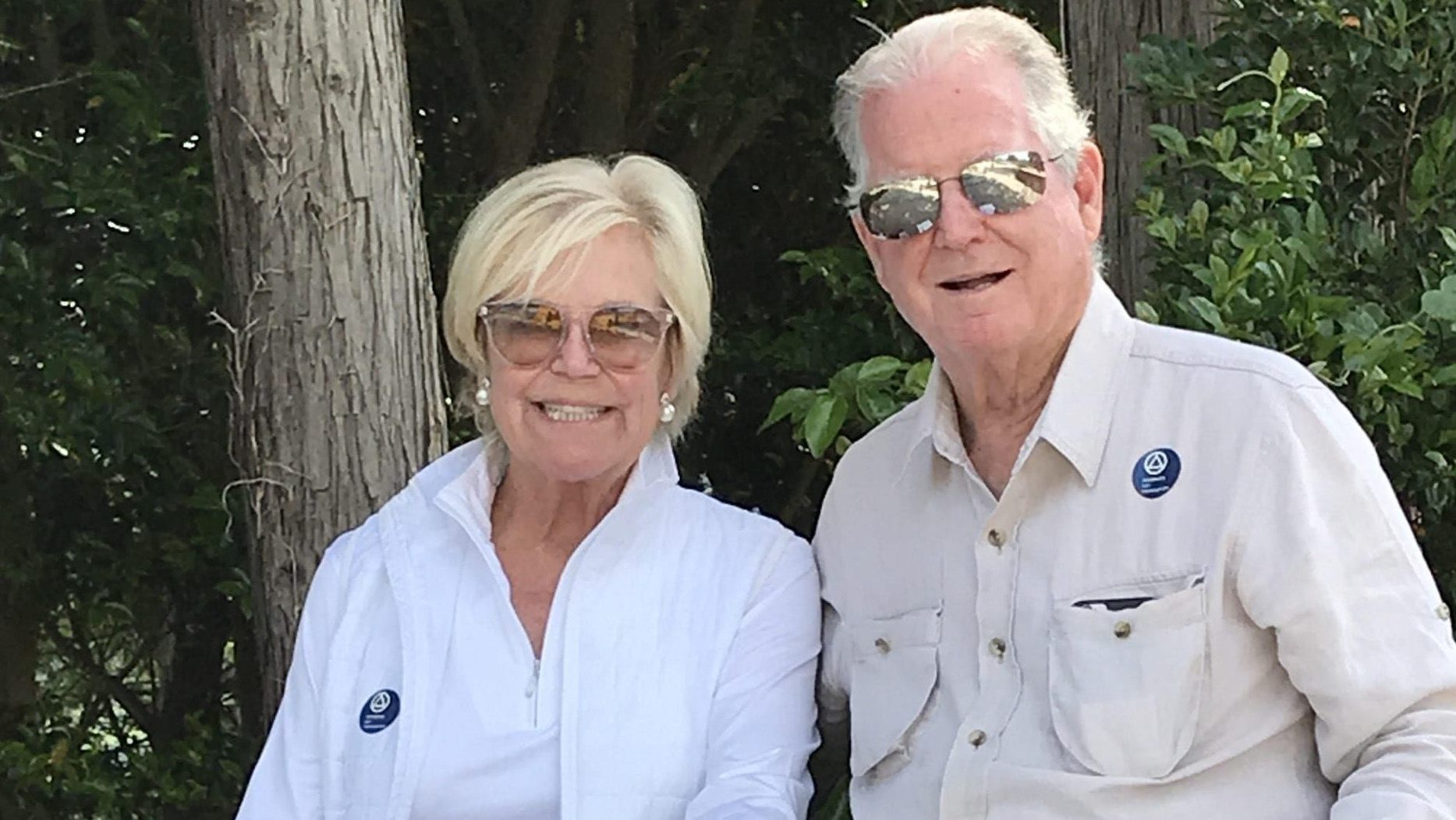 Photo of Susan and Coleman Burke