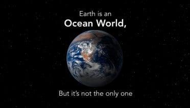 exploring ocean worlds