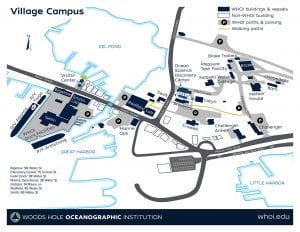 Village campus map