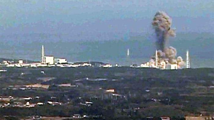 Reactor Explosion