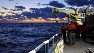 Al Plueddemann © Woods Hole Oceanographic Institution