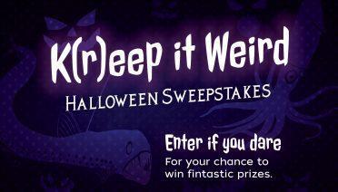 KIW Halloween Sweepstakes